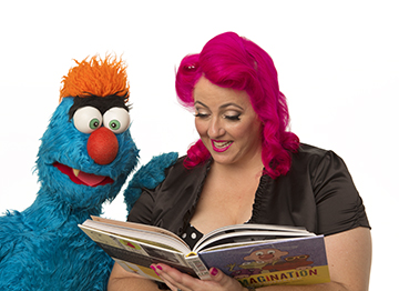 Elissa Jenkins - Publisher | Producer | Puppeteer
