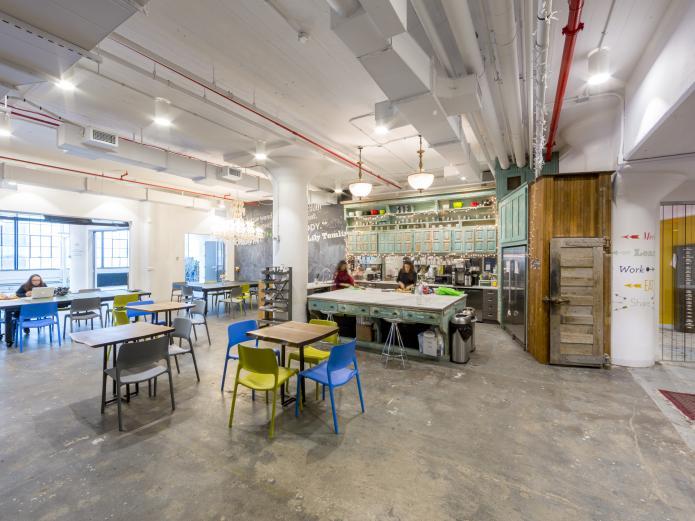 Centre For Social Innovation - New York City