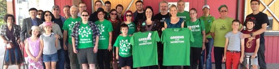 Elissa Jenkins - Greens Candidate For Moreton