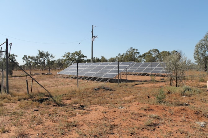 Kooma Green School - Murra Murra - Solar Power